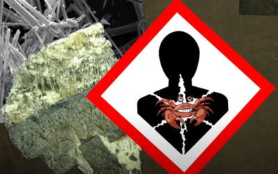 Asbest – Warum ist es so gefährlich ?