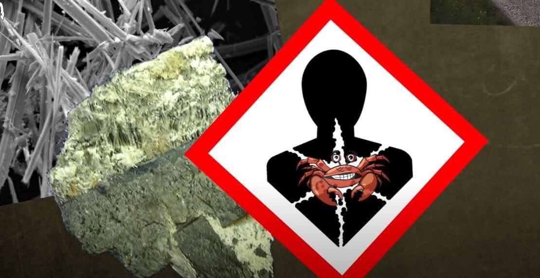 Asbest Lungenkrebs