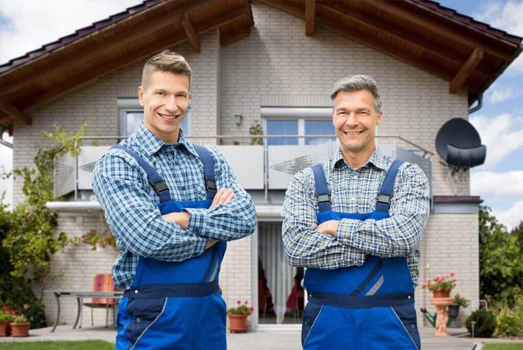 Essener-entrümpler team
